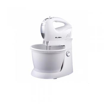 Elba Stand Mixer 3.0L With Turbo and Eject Function (White) ELB-ESMBE3030WH