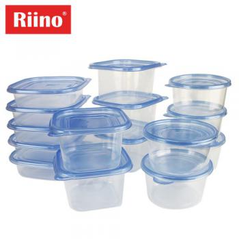 Riino 30PCS Multifunctional Food Container Including Lid