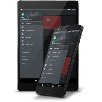 Bitdefender MOBILE SECURITY 2016 1 USER / 1 YEAR  FOR ANDROID