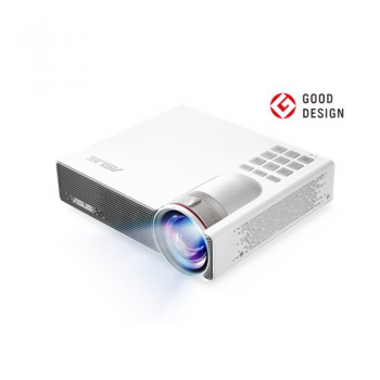 Asus P3B LED Projector (800 Lumes,12000mAh battery)