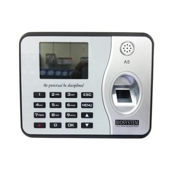 A5 Colour Screen Self Service Time Attendance System