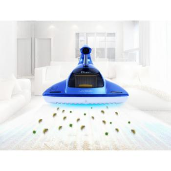 Dustmite Vacuum Cleaner with UV Light and Beating Functions for Bed Sofa Curtains Carpets