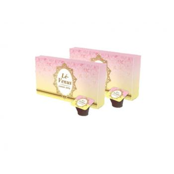 Lé-Venus Lemon Whitening Jelly 柠檬美白果冻 (2 Box)