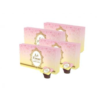 Lé-Venus Lemon Whitening Jelly 柠檬美白果冻 (4 box)