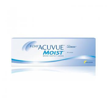 1 Day Acuvue Moist (30pcs) Daily Disposable Contact Lens