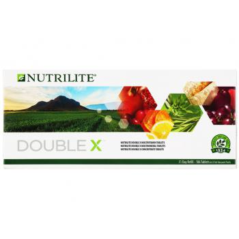NUTRILITE DOUBLE X Refill Multivitamin/Multimineral/Concentrate (31-day supply)(Refill Pack)